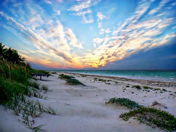 Photograph - Harbor Island Sunset by Anthony Dezenzio