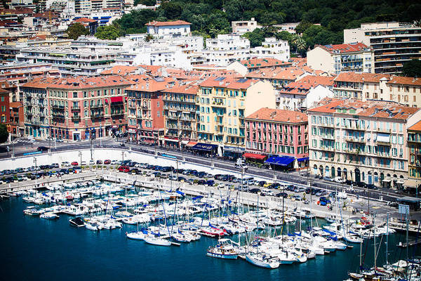 Photograph - Harbor On The Med by Jason Smith
