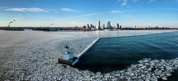 Photograph - Harbor Sentinel by Randy Scherkenbach