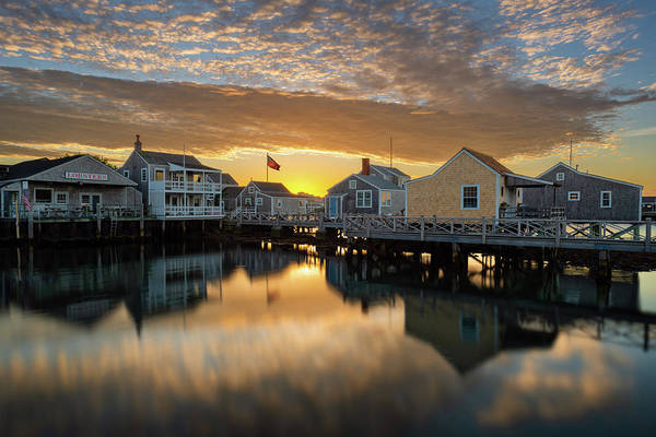 Wall Art - Photograph - Harbor View by Michael Blanchette