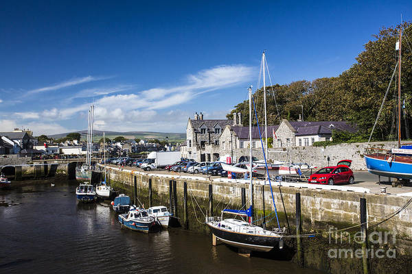 Wall Art - Photograph - Harbour At Port Erin by Sheila Smart Fine Art Photography