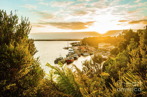 Photograph - Harbouring A Colourful Vista by Jorgo Photography - Wall Art Gallery