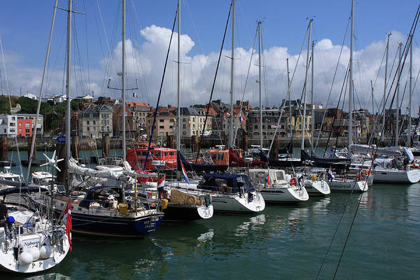 Photograph - Harbours Of France by Aidan Moran