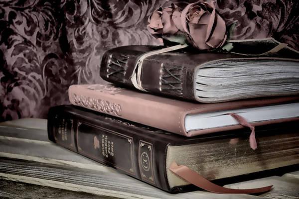Mixed Media - Hardcover Books by Pamela Walton