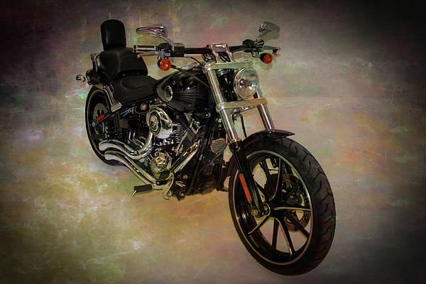 Photograph - Harley 6954 H_2 by Steven Ward