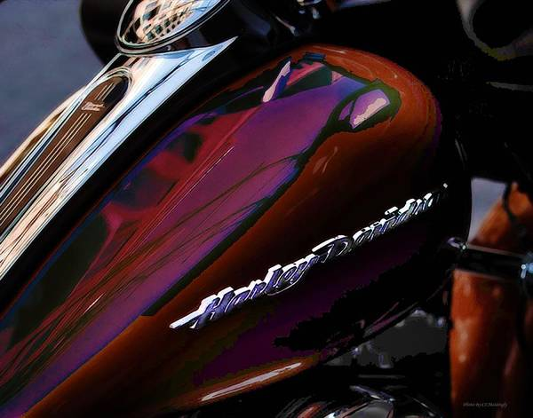 Photograph - Harley Davidson by Coleman Mattingly