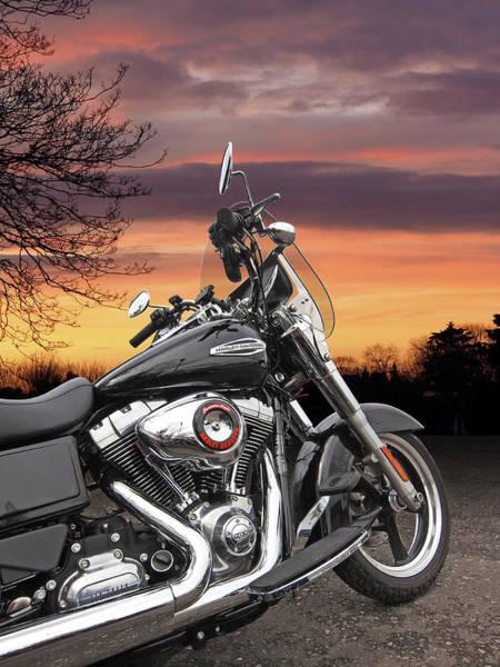 Photograph - Harley Screamin Eagle by Gill Billington