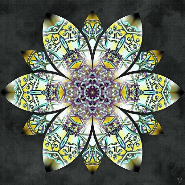 Digital Art - Harmonic Synchronicity by Derek Gedney