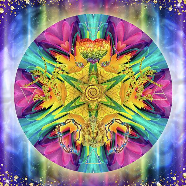 Digital Art - Harmonics Of Your Soul by Alicia Kent