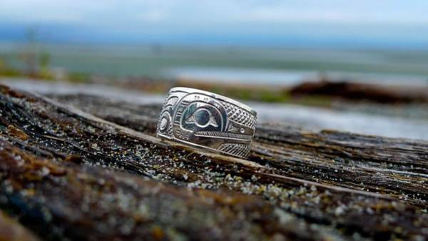 Jewelery Photograph - Harmony by Nancy McMahon