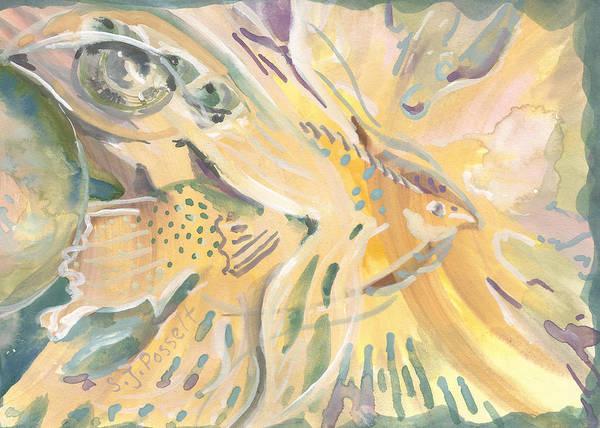 Harmony On Earth Art Print