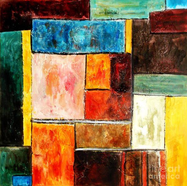 Painting - Harmony by Yael VanGruber