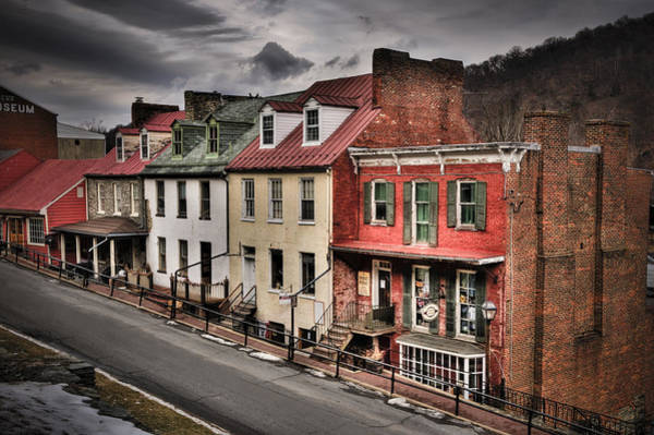 Photograph - Harper's Ferry by Williams-Cairns Photography LLC