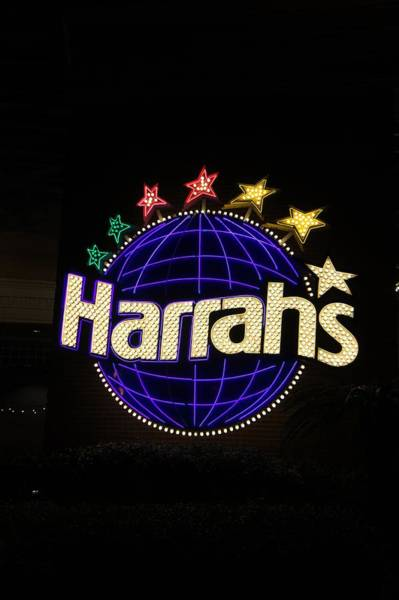 Harrahs Photograph -   Harrahs Casino In New Orleans, La by Art Spectrum