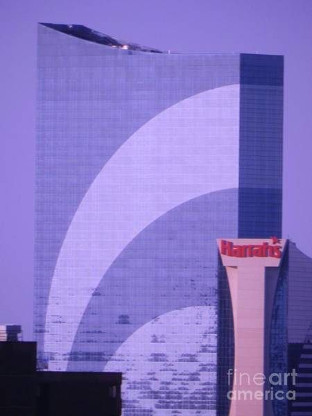 Harrahs Photograph - Harrah's Casino by Snapshot Studio
