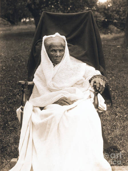 Photograph - Harriet Tubman  by Granger