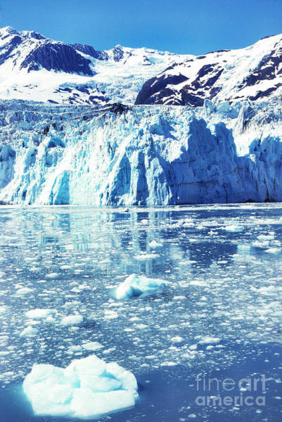 Photograph - Harriman Fjord by Thomas R Fletcher