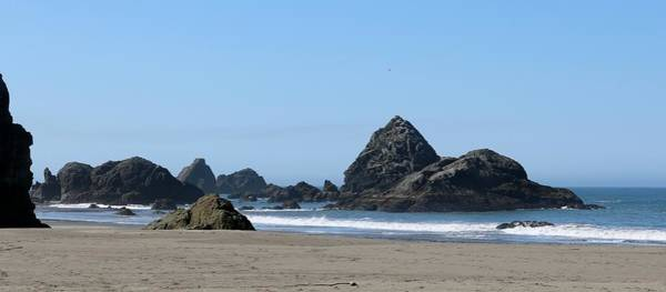 Photograph - Harris Beach State Park In Oregon - 4 by Christy Pooschke