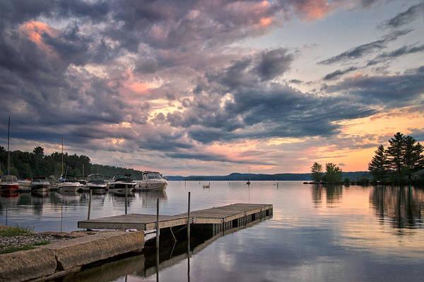 Photograph - Harrison Boat Launch by Darylann Leonard Photography
