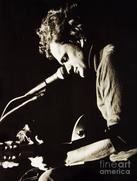 Folk Singer Photograph - Harry Chapin by Kent Nickell