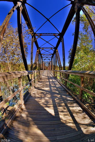 Photograph - Harry Easterling Bridge Peak Sc 2 by Lisa Wooten