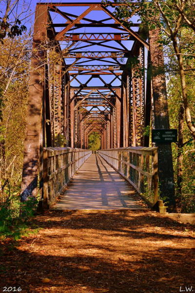Photograph - Harry Easterling Bridge Peak Sc 6 by Lisa Wooten