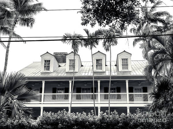 Photograph - Harry S. Truman Little White House Key West by John Rizzuto