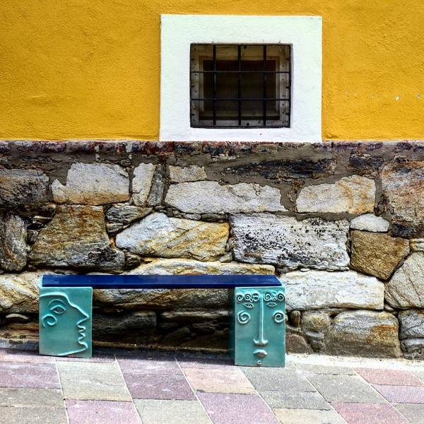 Photograph - Hartberg Bench by Gia Marie Houck