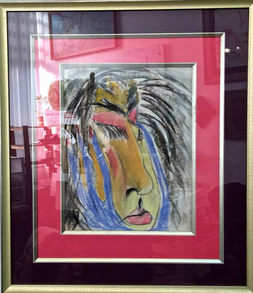 Painting - Harumph by Jack Diamond