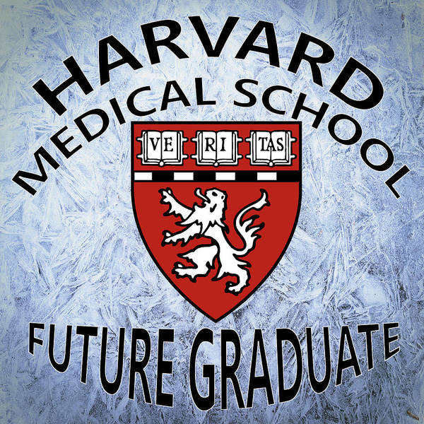 Digital Art - Harvard Medical School Future Graduate by Movie Poster Prints