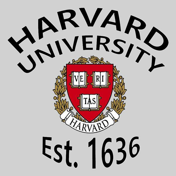 Digital Art - Harvard University Est 1636 by Movie Poster Prints