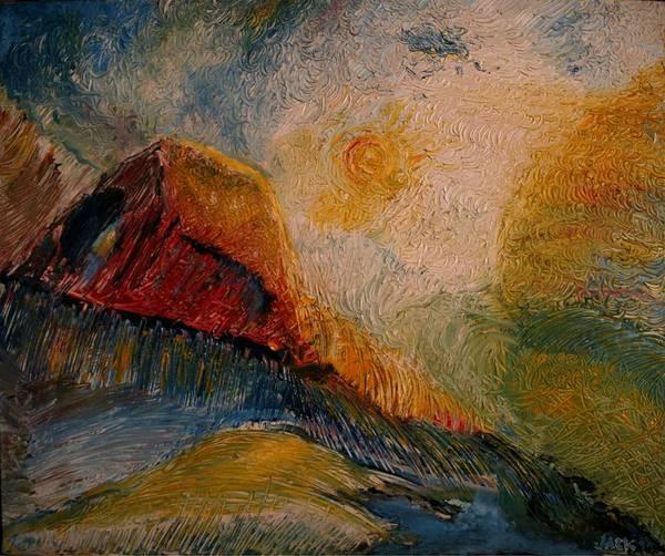 Painting - Harvest by Jack Diamond