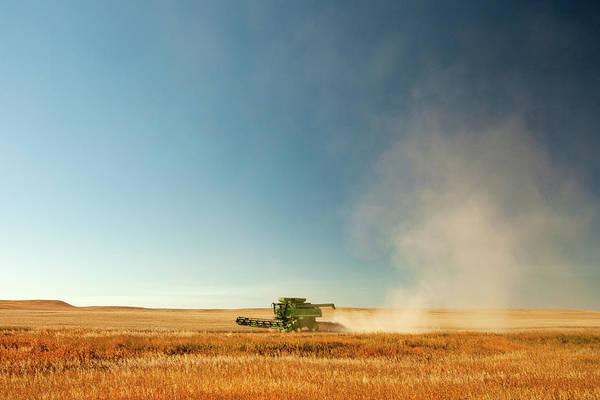 Photograph - Harvest Cloud by Todd Klassy