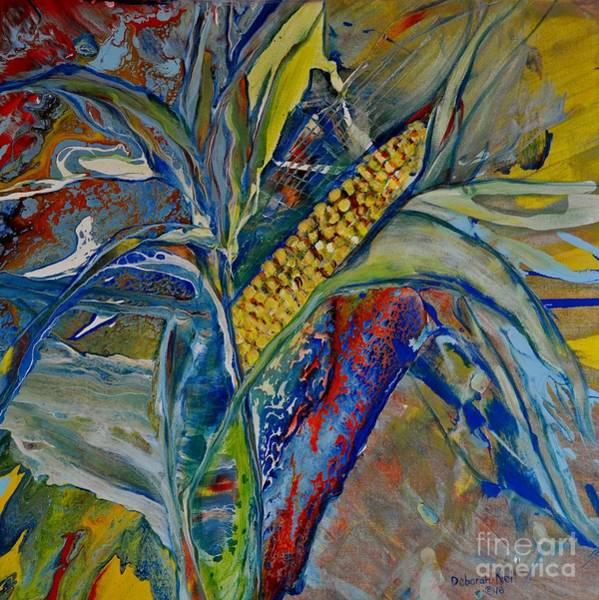 Painting - Harvest Time by Deborah Nell