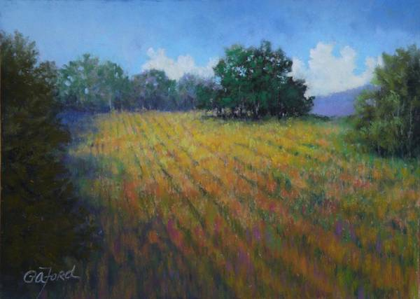 Wall Art - Painting - Harvest Time by Paula Ann Ford