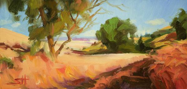 Painting - Harvest Time by Steve Henderson