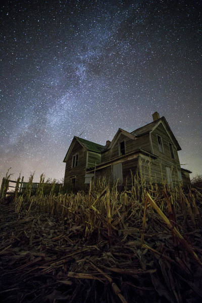 Photograph - Harvested  by Aaron J Groen
