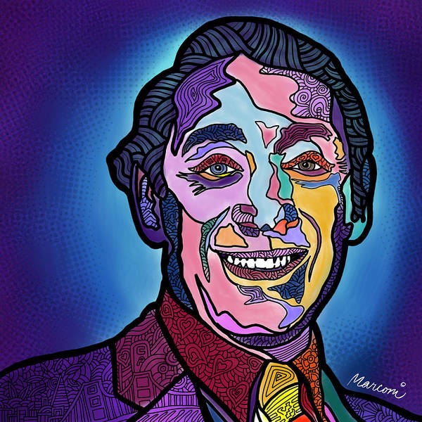 Digital Art - Harvey Milk I Recruit You by Marconi Calindas