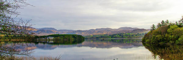 Photograph - Harveys Point - Lough Eske Donegal Ireland Panorama by Bill Cannon