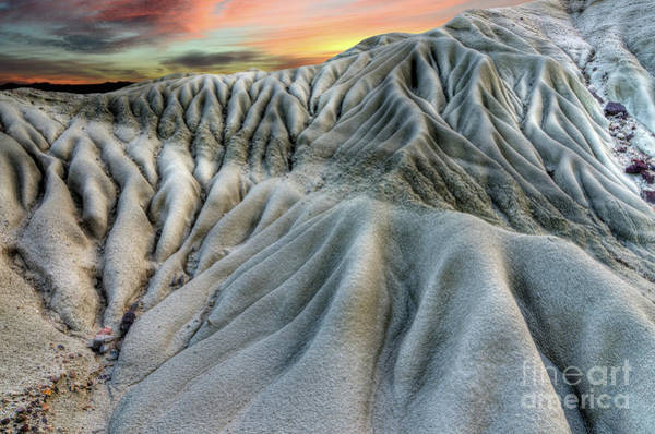 Wall Art - Photograph - Haugan Canyon California by Bob Christopher