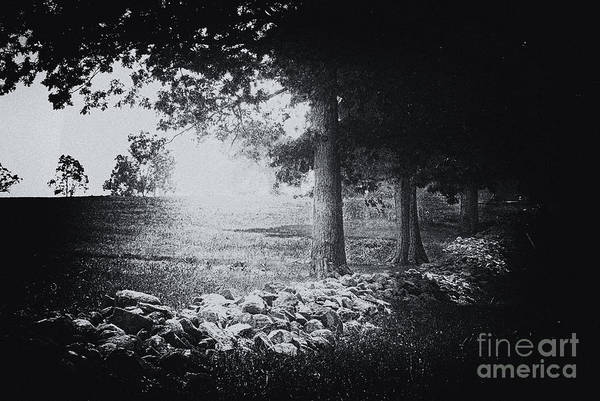 Wall Art - Photograph - Haunted Battlefield  by Paul W Faust - Impressions of Light