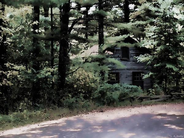 Photograph - Haunted by Lauren Radke
