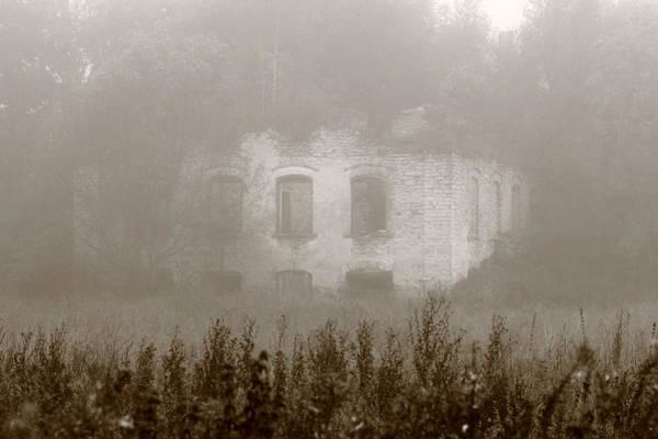 Real Ghosts Wall Art - Photograph - Haunted by Romeo Koitmae