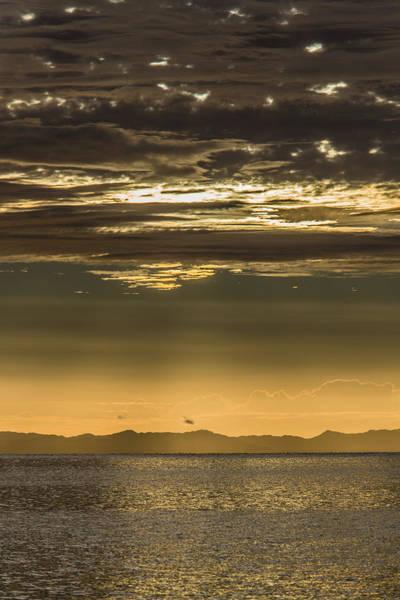 Photograph - Hauraki Gulf At Sunrise by Steven Schwartzman