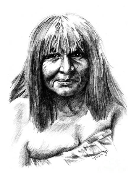 Drawing - Havachachi by Toon De Zwart