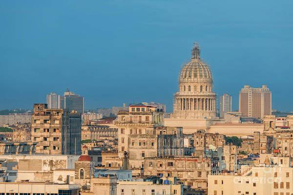 Wall Art - Photograph - Havana . View From Above by Viktor Birkus