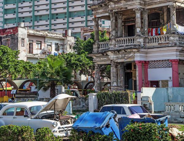 Wall Art - Photograph - Havana Cuba by Charles Harden