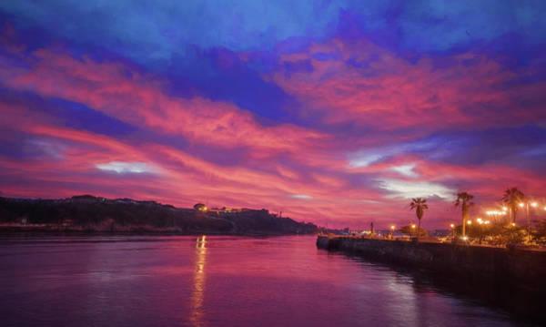 Photograph - Havana Dawn Painterly by Joan Carroll