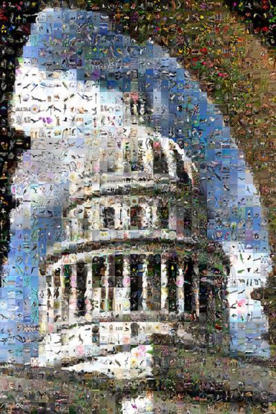 Capitol Digital Art - Havana by Gilberto Viciedo