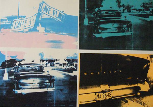 Street Sign Photograph - Havana One by David Studwell